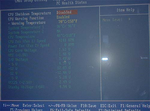 Dell Latitude 5480 Fan Speed